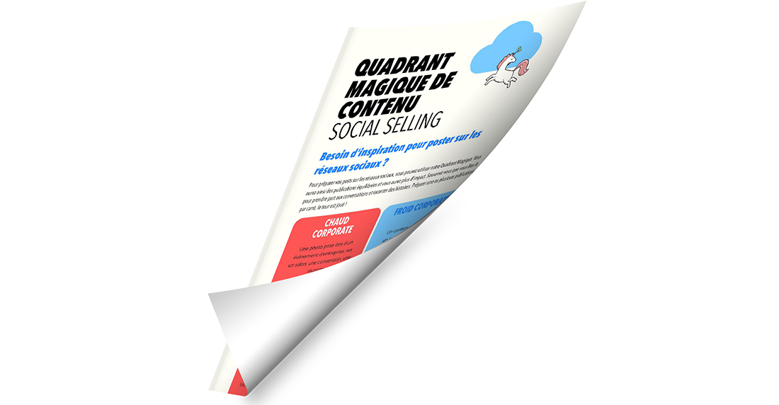quadrant-magique-contenus-social-selling