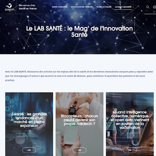 blog sanofi