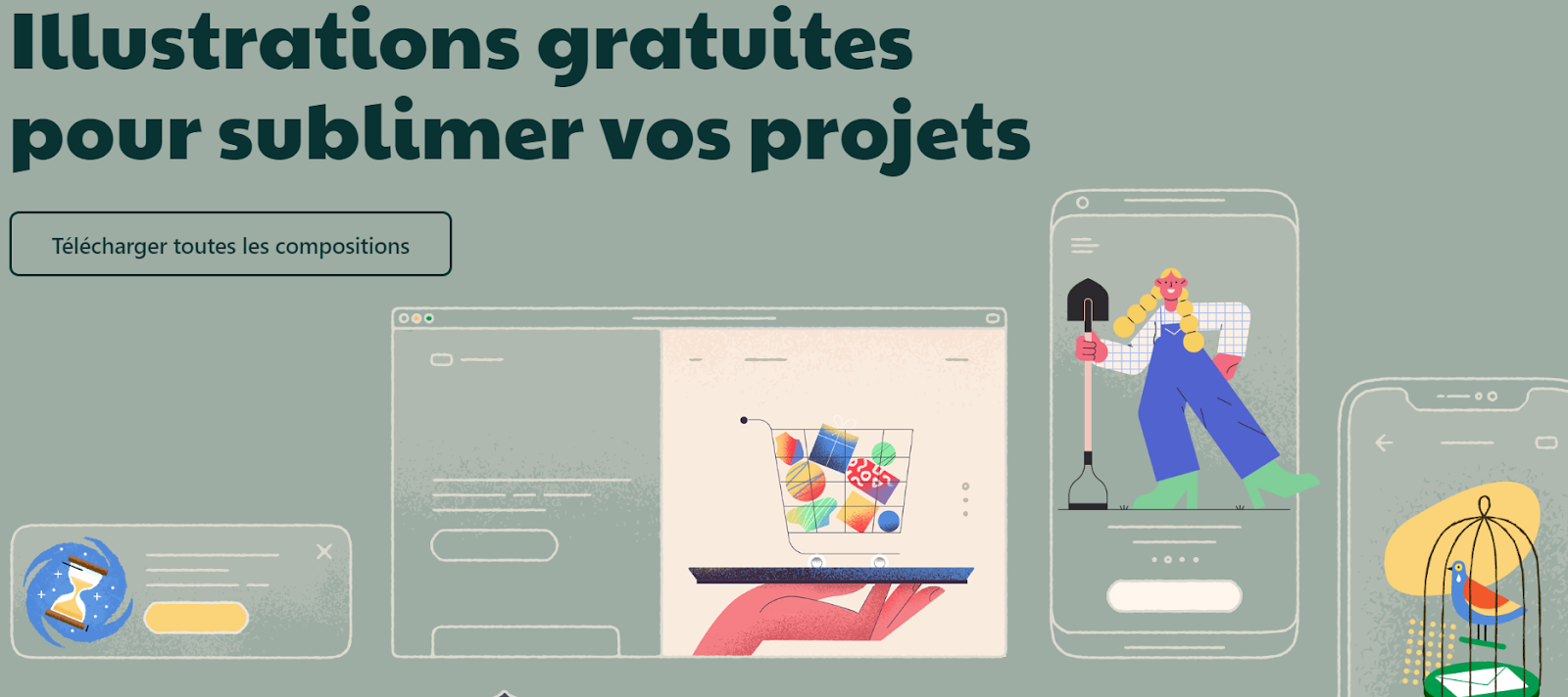 icones8 - banque d'illustrations gratuites