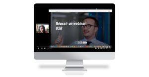 webinar : reussir webinar b2b